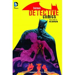BATMAN DETECTIVE COMICS VOL.6 ICARUS SC
