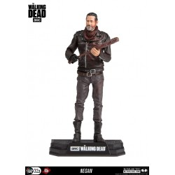 NEGAN BLOODY VERSION THE WALKING DEAD COLOR TOPS 7INCH FIGURE
