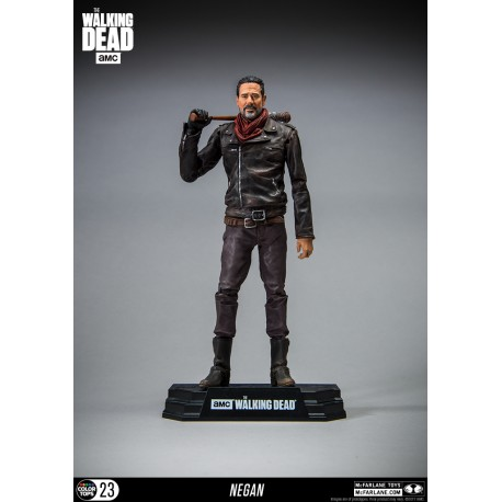 NEGAN THE WALKING DEAD COLOR TOPS 7INCH FIGURE