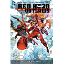RED HOOD AND THE OUTLAWS VOL.4 LEAGUE OF ASSASSINS