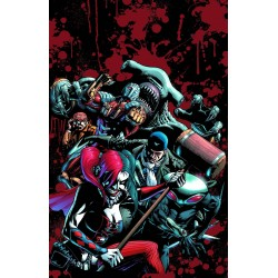 SUICIDE SQUAD VOL.5 WALLED IN