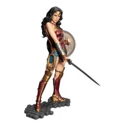 WONDER WOMAN MOVIE DC COMICS ARTFX STATUE