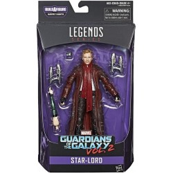 STAR LORD MARVEL LEGENDS SERIES MANTIS GUARDIANS OF THE GALAXY VOL 2 ACTION FIGURE