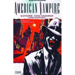 AMERICAN VAMPIRE VOL.2 SC
