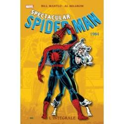SPECTACULAR SPIDER-MAN INTEGRALE T37 1984