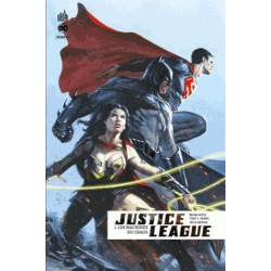 JUSTICE LEAGUE REBIRTH TOME 1