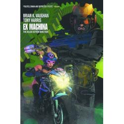 EX MACHINA BOOK 4 SC