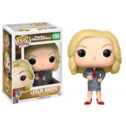 LESLIE KNOPE PARKS AND RECREATION POP! TELEVISION VYNIL FIGURE