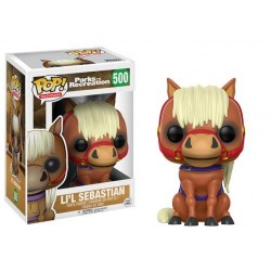 LIL SEBASTIAN PARKS AND RECREATION POP! TELEVISION VYNIL FIGURE