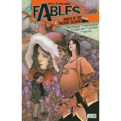 FABLES VOL.4 MARCH OF THE WOODEN SOLDIERS
