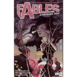 FABLES VOL.3 STORYBOOK LOVE