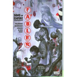 FABLES VOL.9 SONS OF THE EMPIRE