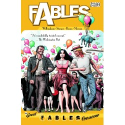 FABLES VOL.13 THE GREAT FABLES CROSSOVER
