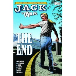 JACK OF FABLES VOL.9 THE END