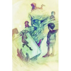 FABLES VOL.17 INHERIT THE WIND