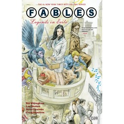 FABLES VOL.1 LEGENDS IN EXILE NEW ED