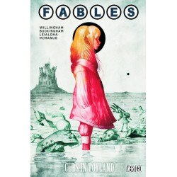 FABLES VOL.18 CUBS IN TOYLAND
