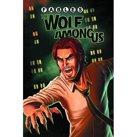 FABLES WOLF AMONG US VOL.1