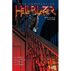 HELLBLAZER VOL.12 HOW TO PLAY WITH FIRE