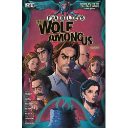 FABLES WOLF AMONG US VOL.2