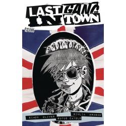 LAST GANG IN TOWN