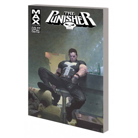 PUNISHER MAX COMP COLL VOL.6