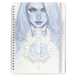 MARK BROOKS LITTLE BOOK WHITE