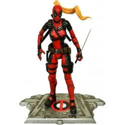 LADY DEADPOOL MARVEL SELECT ACTION FIGURE