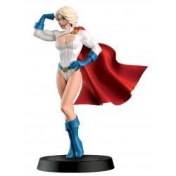 POWER GIRL DC COMICS SUPER HERO COLLECTION FIGURE NUMERO 16