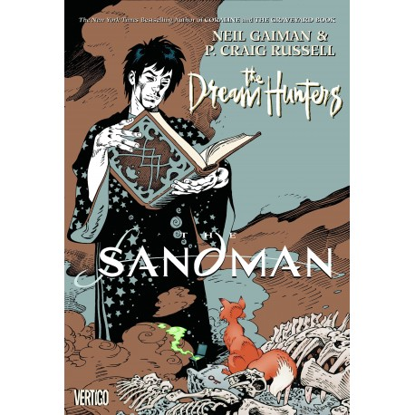 SANDMAN THE DREAM HUNTERS SC