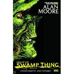 SAGA OF THE SWAMP THING BOOK 1 SC