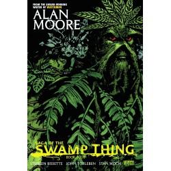 SAGA OF THE SWAMP THING BOOK 4 SC