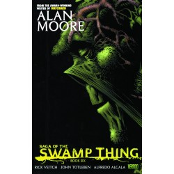 SAGA OF THE SWAMP THING BOOK 6 SC