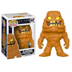 CLAYFACE BATMAN THE ANIMATED SERIES POP! HEROES VYNIL FIGURE
