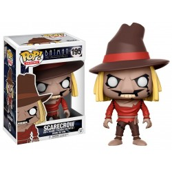 SCARECROW BATMAN THE ANIMATED SERIES POP! HEROES VYNIL FIGURE