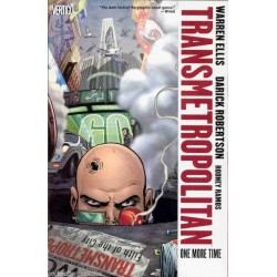 TRANSMETROPOLITAN VOL.10 ONE MORE TIME NEW ED