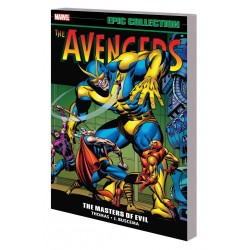 AVENGERS EPIC COLL VOL.3 MASTERS OF EVIL