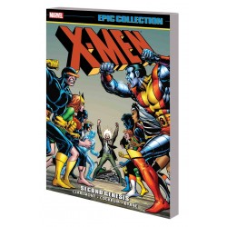 X-MEN EPIC COLL VOL.5 SECOND GENESIS