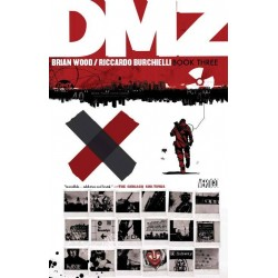 DMZ BOOK 3 SC