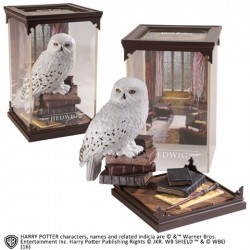 HEDWIG THE OWL HARRY POTTER MAGICAL CREATURES STATUE