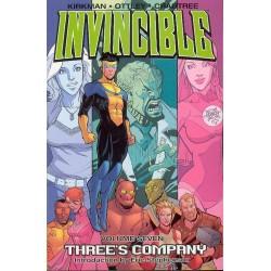 INVINCIBLE VOL.7 THREE'S COMPANY