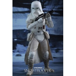 SNOWTROOPER STAR WARS EPISODE 5 1/6 SCALE ACTION FIGURE
