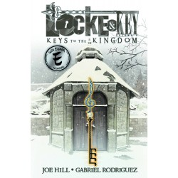 LOCKE AND KEY VOL.4 KEYS TO THE KINGDOM SC