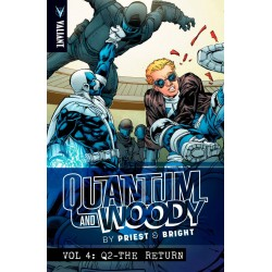 PRIEST AND BRIGHTS QUANTUM AND WOODY VOL.4 Q2 THE RETURN