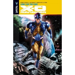 X-O MANOWAR VOL.12 LONG LIVE THE KING