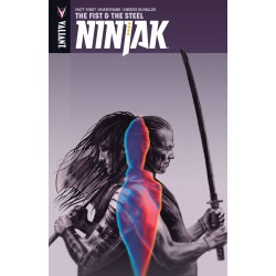NINJAK VOL.5 THE FIRST AND THE STEEL