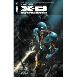X-O MANOWAR VOL.3 PLANET DEATH