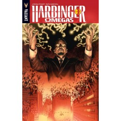 HARBINGER VOL.6 OMEGAS