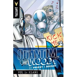 QUANTUM AND WOODY BY PRIEST AND BRIGHT VOL.1 KLANG