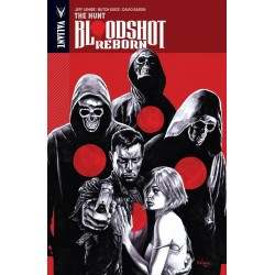 BLOODSHOT REBORN VOL.2 HUNT